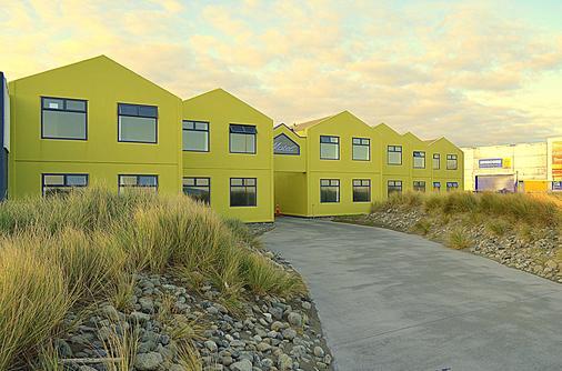 Airport Motel - Wellington - Rakennus