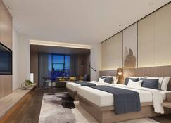 Fairfield By Marriott XiAn North Station - Xi'an - Bedroom