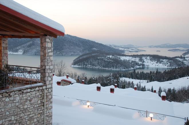 Ipsivaton Mountain Resort - Kardítsa - Outdoors view