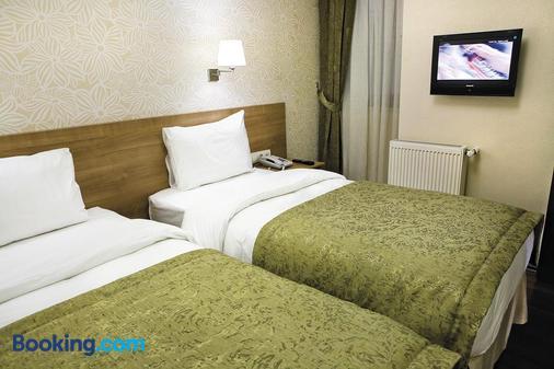 貝爾梅森公寓飯店 - 伊斯坦堡 - 臥室