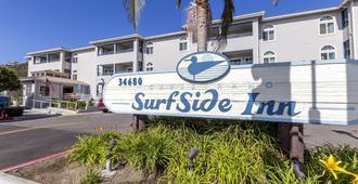 Capistrano Surfside Inn - Capistrano Beach - Building