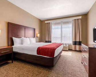 Comfort Inn Lathrop - Stockton Airport - Lathrop - Bedroom