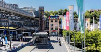 ibis Styles Lausanne Center Mad House - Λωζάνη - Θέα στην ύπαιθρο