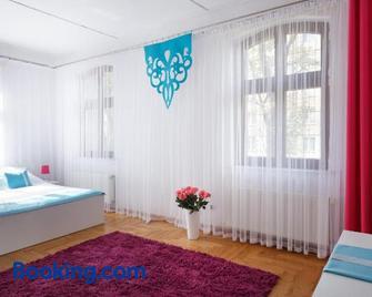 Kaliny Apartamenty Katowice Chorzów - Chorzów - Schlafzimmer