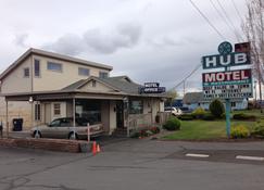 Hub Motel - Redmond - Κτίριο
