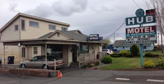 Hub Motel - Редмонд - Здание