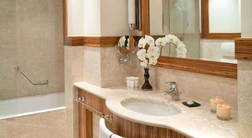 Starhotels Anderson - Milan - Phòng tắm