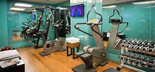 Starhotels Anderson - Milan - Gym
