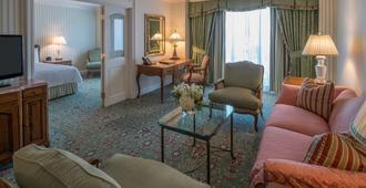 The Grand America Hotel - סולט לייק סיטי - חדר שינה