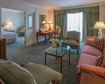 Grand America Hotel - Salt Lake City - Schlafzimmer