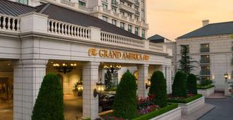 Grand America Hotel - Salt Lake City - Edifício
