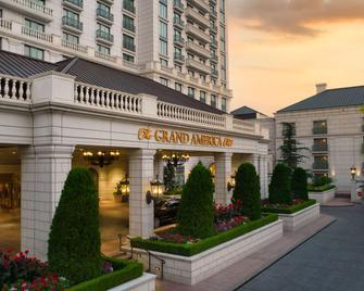 Grand America Hotel - Salt Lake City - Edificio