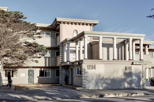 Rodeway Inn & Suites - San Francisco - Toà nhà