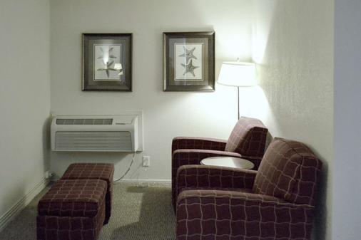 Rodeway Inn & Suites - San Francisco - Phòng khách