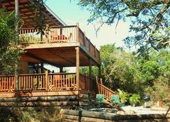 Umkhumbi Lodge - Hluhluwe - Rakennus