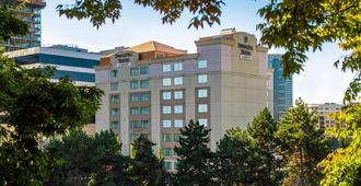 Springhill Suites By Marriott Seattle Downtown/ S Lake Union - סיאטל - בניין
