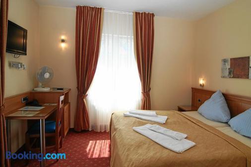Hotel Axion - Weil am Rhein - Κρεβατοκάμαρα