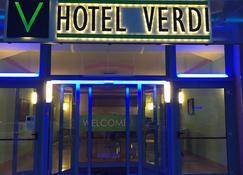 Hotel Verdi - Vicenza - Building