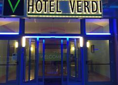 Hotel Verdi - Vicenza - Edificio