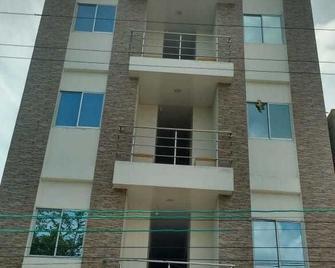 Hotel Manzanares Baranoa - Soledad - Edificio