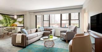 Gardens Suites Hotel by Affinia - Nova Iorque - Quarto