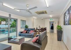 Argus Apartments Darwin - Darwin - Living room