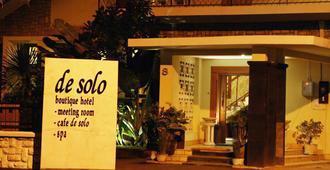 De Solo Boutique Hotel - Surakarta - Buiten zicht