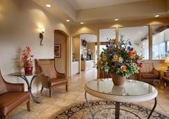Best Western Plus Royal Oak Hotel - San Luis Obispo - Σαλόνι ξενοδοχείου