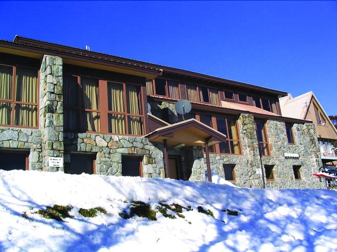 Boonoona Ski Lodge - Perisher Valley - Edificio