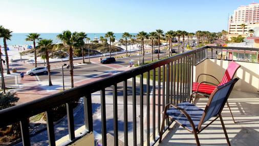 Seaside Inn & Suites - Clearwater Beach - Balcony
