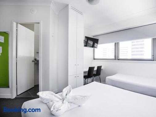 George Williams Hotel Brisbane - Brisbane - Bedroom