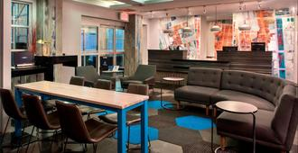 Four Points by Sheraton Manhattan SoHo Village - New York - Area lounge