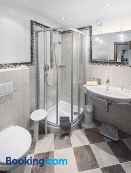 Hotel Post - Sankt Anton am Arlberg - Phòng tắm