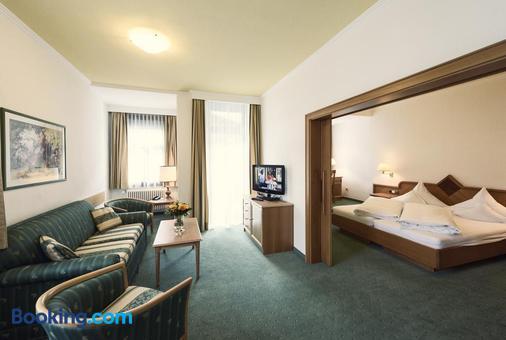 Hotel Post - Sankt Anton am Arlberg - Sala de estar
