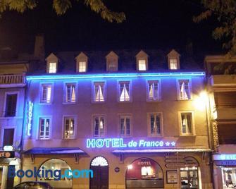 Hôtel de France - Espalion - Gebouw