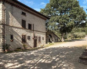 Relais Santa Cristina - Radda In Chianti - Вигляд зовні
