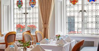 蘭切斯特大門酒店 - 倫敦 - 餐廳