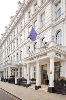 Lancaster Gate Hotel - London - Building