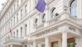 Lancaster Gate Hotel - London - Gebäude