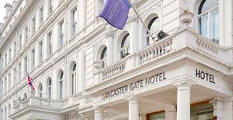 Lancaster Gate Hotel - London - Building