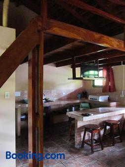 Paraíso Escondido - Jacó - Phòng ăn
