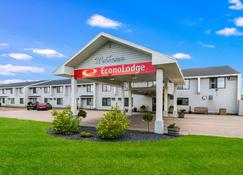 Econo Lodge Duluth near Miller Hill Mall - Duluth - Bâtiment