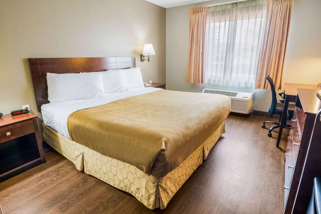 米勒山商場伊克諾旅店 - 杜魯斯 - 杜魯斯 - 臥室