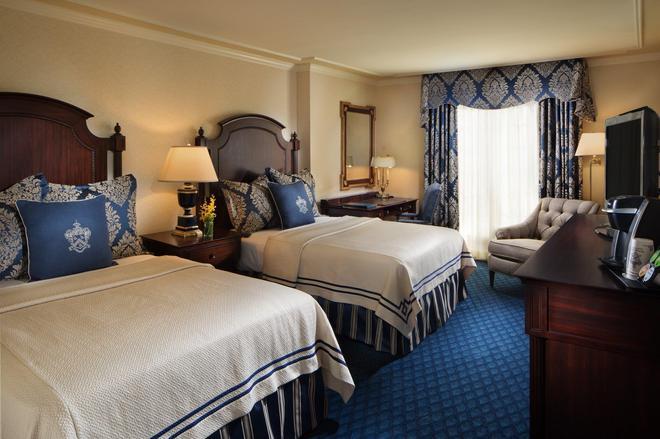 Washington Duke Inn & Golf Club - Durham - Schlafzimmer