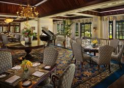 Washington Duke Inn & Golf Club - Durham - Restaurant