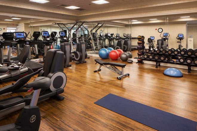Washington Duke Inn & Golf Club - Durham - Fitnessbereich