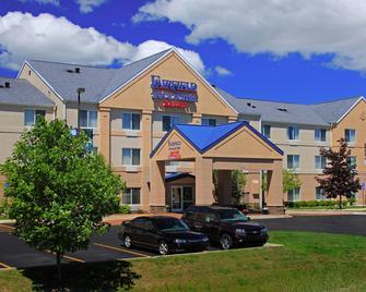 Fairfield Inn & Suites by Marriott Traverse City - Traverse City - Building
