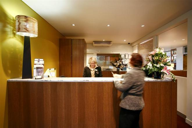 Best Western PLUS The Tudor-Box Hill - Melbourne - Vastaanotto
