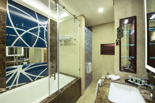 海灣苑商務灣酒店 - 杜拜 - 浴室