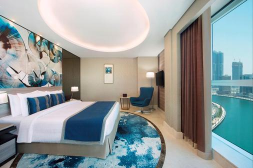 海灣苑商務灣酒店 - 杜拜 - 臥室